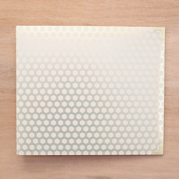 Honeycomb Designer Album - Pocket Scrapbooking & Memory Keeping - 1