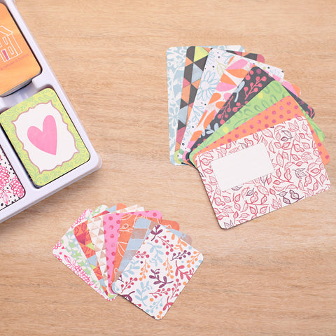 Bloom Core Kit - Pocket Scrapbooking & Memory Keeping - 1