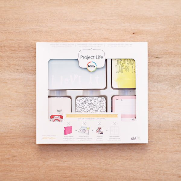 High Five Edition Core Kit - Pocket Scrapbooking & Memory Keeping - 1