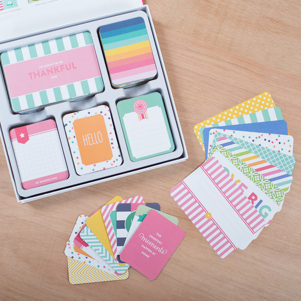 Strawberry Edition Core Kit - Pocket Scrapbooking & Memory Keeping - 1