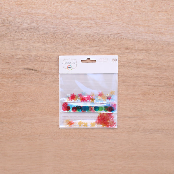 Acetate Pieces - Pocket Scrapbooking & Memory Keeping - 1