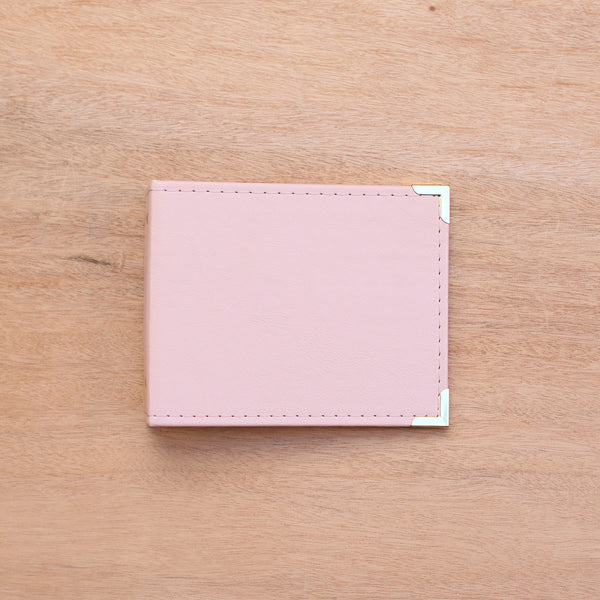 Baby Pink Instax Mini Album - Pocket Scrapbooking - 1