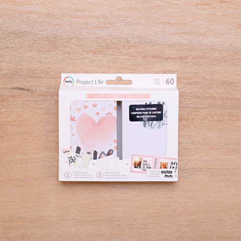 Inspire Edition Instax Value Kit - Pocket Scrapbooking - 1