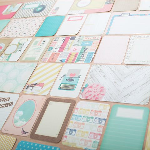 Maggie Holmes Styleboard Mini Kit - Pocket Scrapbooking - 1