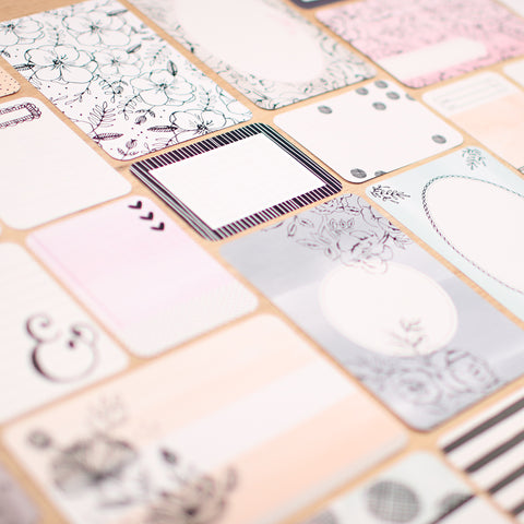 Charming Themed Cards for Minc - Pocket Scrapbooking - 1