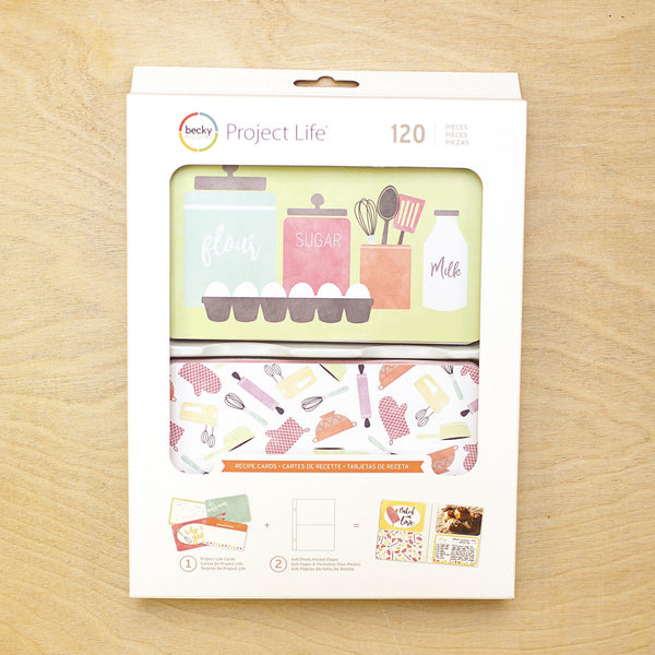 Recipe Cards Value Kit
