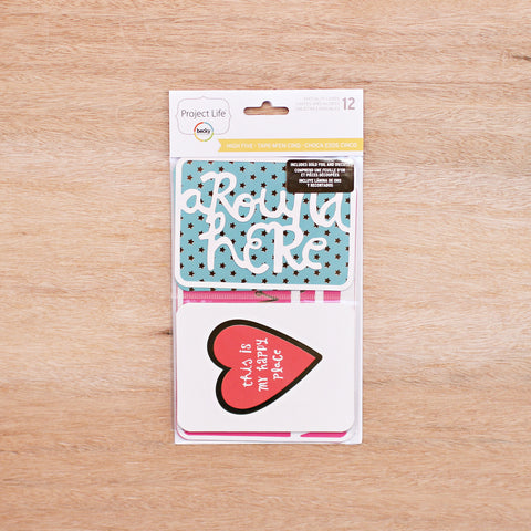 High Five Edition Specialty Cards - Pocket Scrapbooking - 1