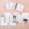 Animal - Zoo Themed Cards