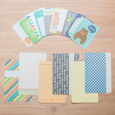 Boy Themed Cards - Pocket Scrapbooking - 1