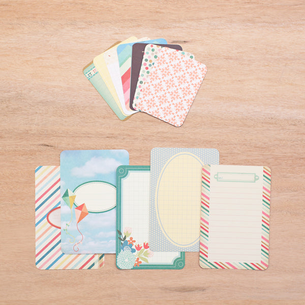 Seasons Themed Cards - Pocket Scrapbooking - 1