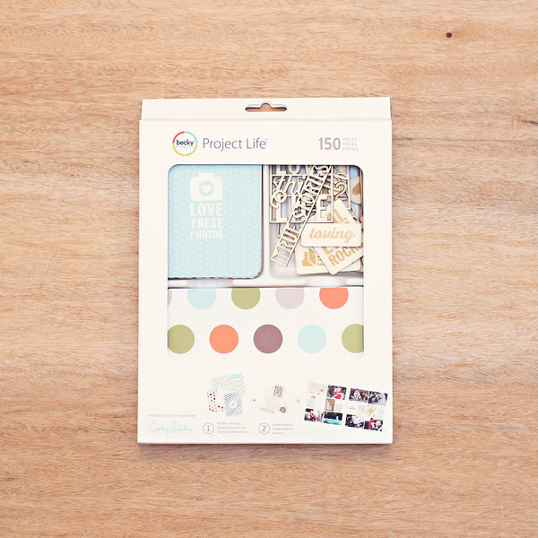 Cathy Zielske Value Kit - Pocket Scrapbooking - 1