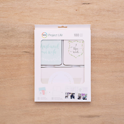Southern Weddings Value Kit - Pocket Scrapbooking & Memory Keeping - 1