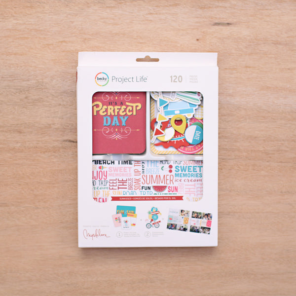 Sunkissed Value Kit - Pocket Scrapbooking & Memory Keeping - 1