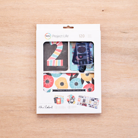 This and That Value Kit - Pocket Scrapbooking - 1