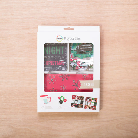 Christmas Wishes Value Kit - Pocket Scrapbooking - 1