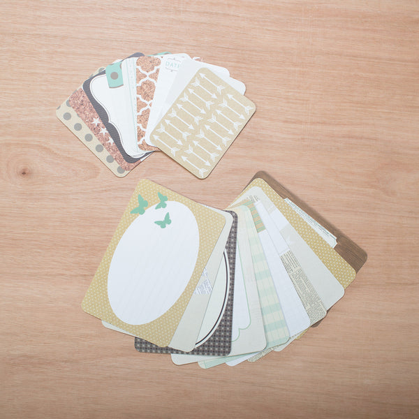 DIY Shop Value Kit - Pocket Scrapbooking - 1