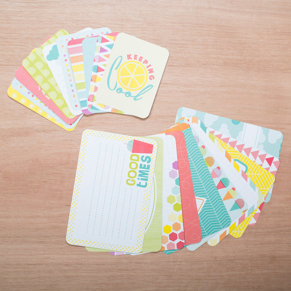 Hi, Sunshine Value Kit - Pocket Scrapbooking - 1