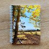 Fall in Flagstaff Simple Notebook