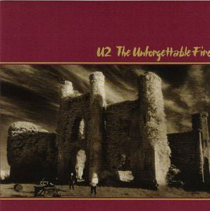 U2 - Unforgettable Fire (180Gram LP)