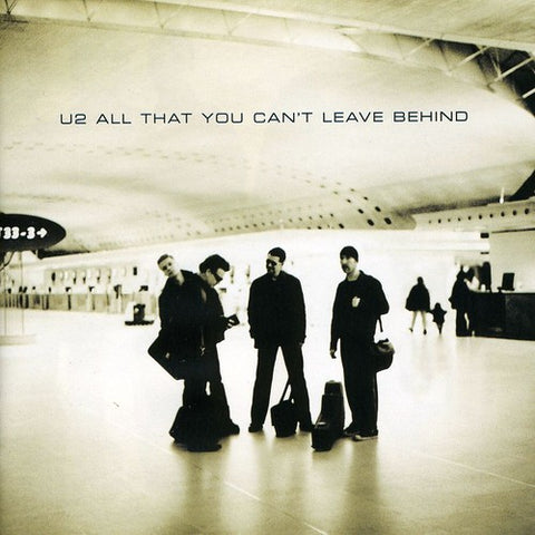 U2 - All That You Can't Leave Behind (180Gram LP)