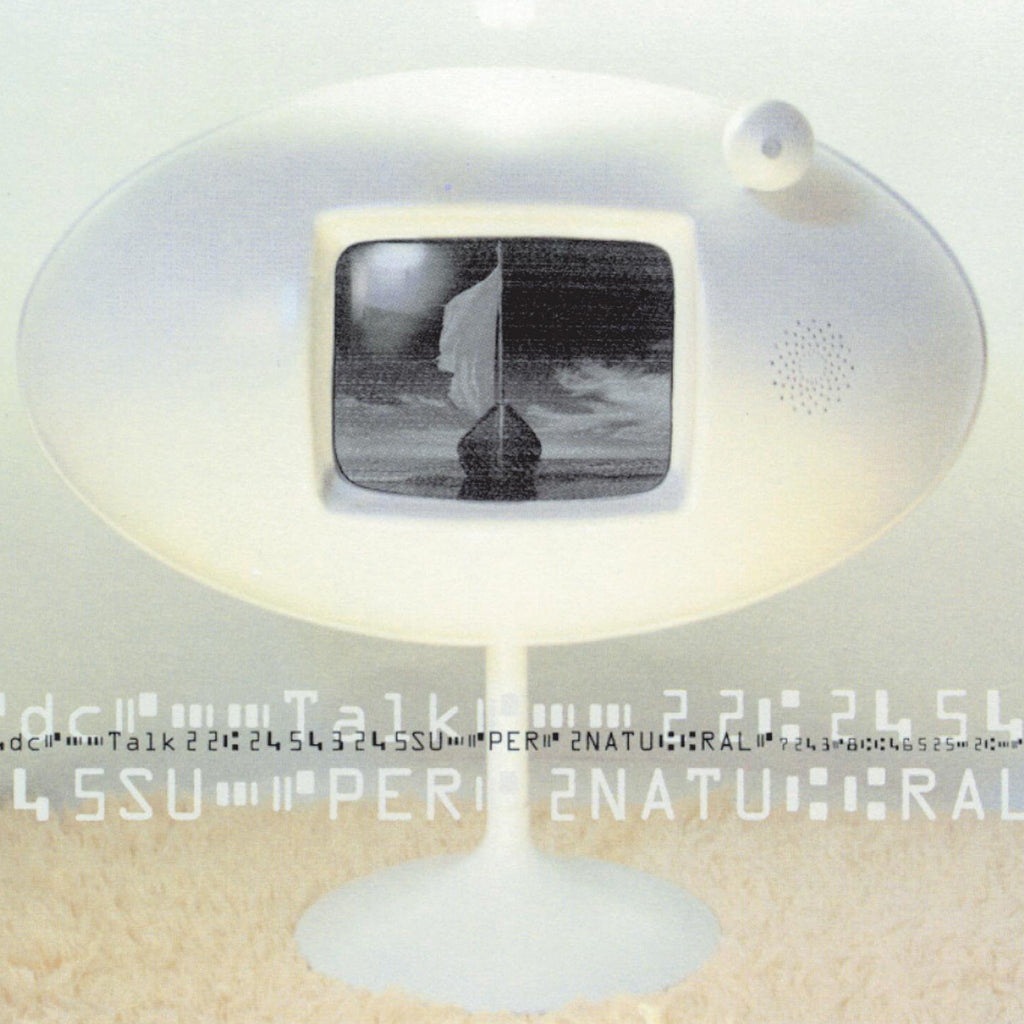 dc Talk - Supernatural 2LP White Vinyl