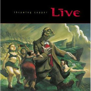 Live - Throwing Copper (180Gram LP)