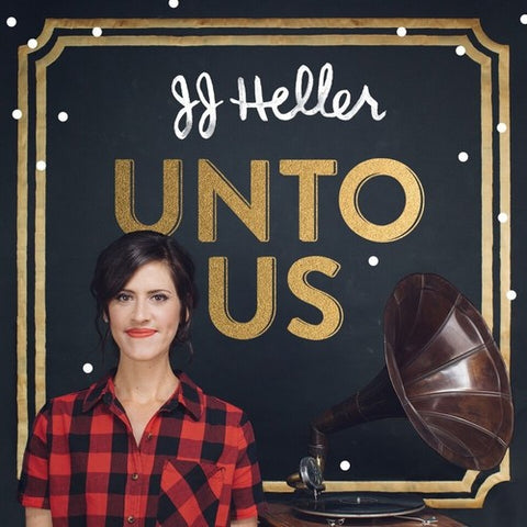 JJ Heller - Unto Us Vinyl LP (SMLXL EXCLUSIVE)