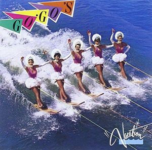 The Go-Go's - Vacation LP