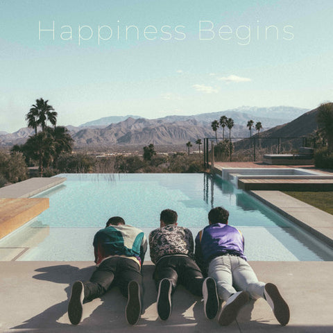 Jonas Brothers - Happiness Begins LP