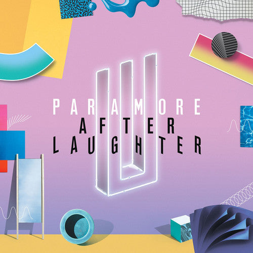Paramore - After Laughter (Black White Marbled LP + Download Card)