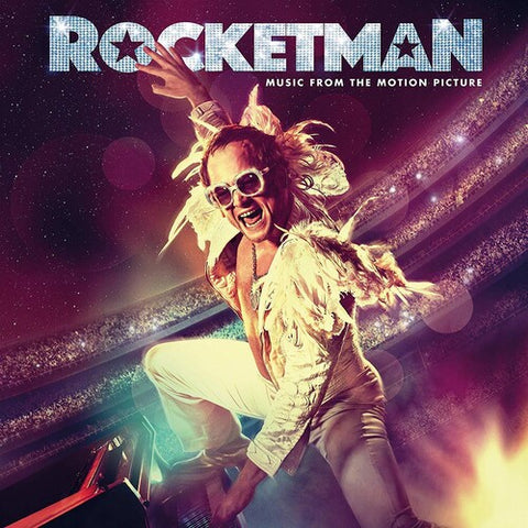 Rocketman Soundtrack 2LP