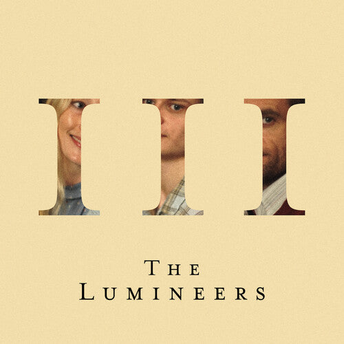The Lumineers - III (Silver Indie Exclusive 2LP)