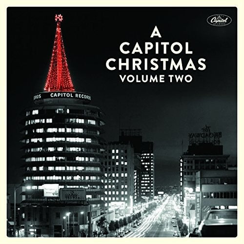 A Capitol Christmas 2 2LP