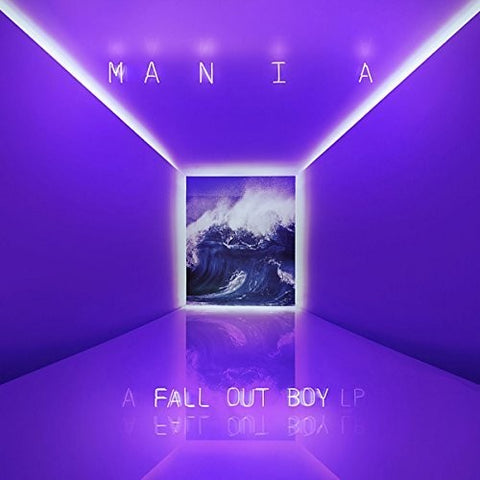 Fall Out Boy - M A N I A LP