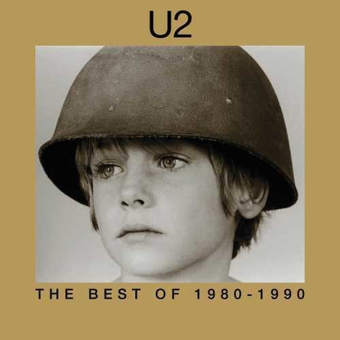 U2 - Best Of 1980-1990 (180Gram 2LP)