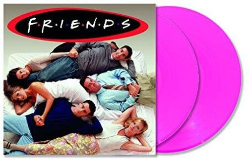Friends Soundtracks (Limited Edition Pink LP)