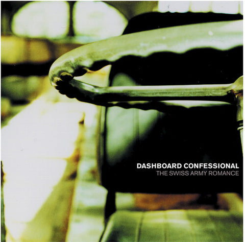 Dashboard Confessional - The Swiss Army Romance(Red/Pink Indie Exclusive LP)