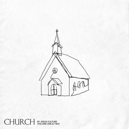 Jesus Culture - Church (Volume 1&2) 2LP