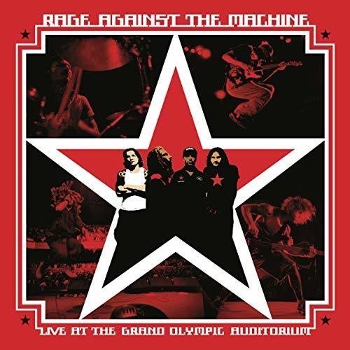 Rage Against The Machine - Live At The Grand Olympic (180 2LP)