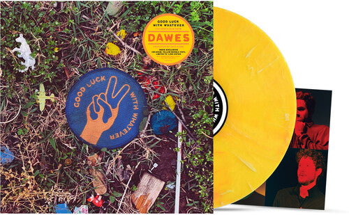 Dawes - Good Luck With Whatever (180Gram Yellow Indie Exclusive)