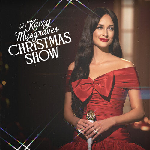 Kacey Musgraves - The Kacey Musgraves Christmas Show (White LP)