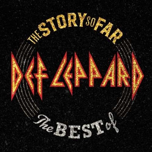 Def Leppard - The Story So Far: The Best Of Def Leppard (180Gram 2LP)