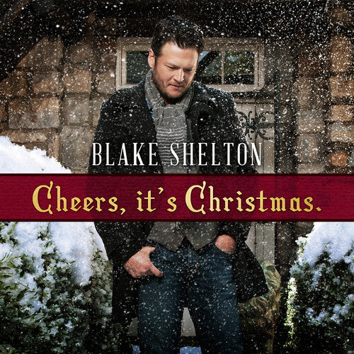 Blake Shelton - Cheers It's Christmas LP