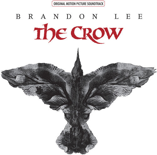The Crow Original Soundtrack (2LP+Etching)