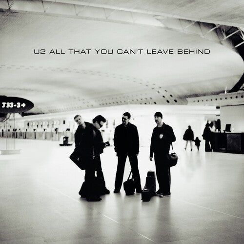 U2 - All That You Can't Leave Behind (20th Anniversary Edition 180Gram 2 LP)