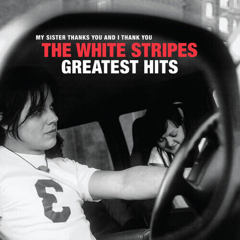 The White Stripes - Greatest Hits 2LP