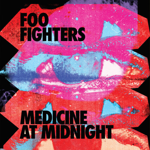 Foo Fighters - Medicine At Midnight (Indie Exclusive Blue LP)