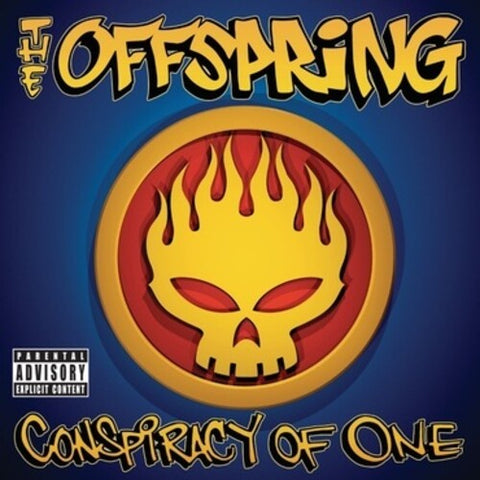 The Offspring - Conspiracy Of One (20th Anniversary LP)