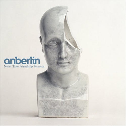 Anberlin - Never Take Friendship Personal LP (Limited SMLXL Repress)