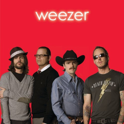 Weezer - The Red Album LP